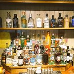 50 Gins on offer at the award winning Vic!