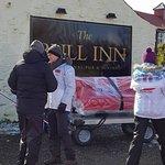 BBC look north having breakfast at The Bull Inn Gristhorpe .