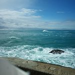 Vue de l'océan