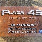 Billede af Plaza 45