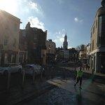 Greenwich itself