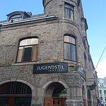 Photo of Jugendstilsenteret and Kunstmuseet Kube