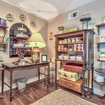 Enjoy a snack or gift from the General Store