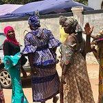 Local Gambian ladies