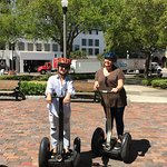 Easy to operate Segways