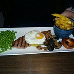 Foto Premier Inn Dublin Airport Restaurant
