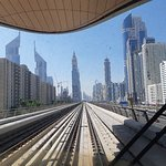Photo of Dubai Metro