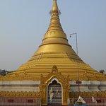 Stilfullt tempel.