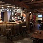 The Bar Area - The Bulls Head Alton