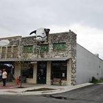 Texan Cafe Exterior
