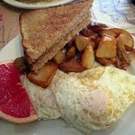Frenchtown Cafe Breakfast