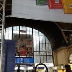 Frankfurter Markthalle Foto