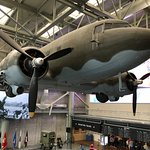 Giant bomber in the lobby