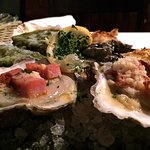Baked Oysters Combo
