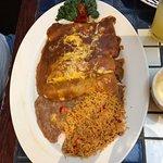 Excellent enchiladas