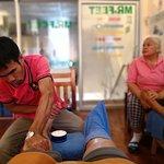 Food Massage @ Mr. Feet