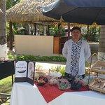 Executive Sous Chef Abraham Barboza