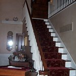 Staircase to Bedchamber Suite