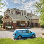Hampton Inn & Suites Asheville-I-26