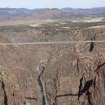 Foto de Royal Gorge Bridge and Park