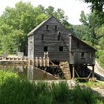 Half-hour guided tours of the mill are offered 1-3 on Saturdays.