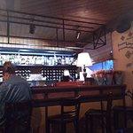 обширный бар