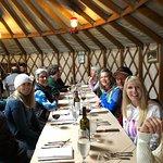 Foto van The Yurt at Solitude