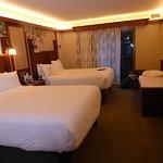 Queen Queen room