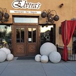 Front of Elvira's in Tubac, AZ