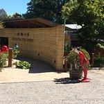 Entrance to Olinda Tea House