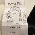 Whitefriar Grill resmi