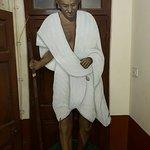 Gandhi-Museum Mani Bhavan Foto