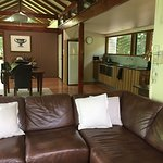 Crystal Creek Rainforest Retreat Foto