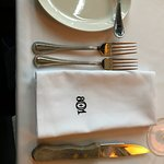 Dining at 801 Chophouse at St Louis