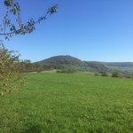 Sonnenberg view from Galgen above Magden