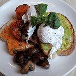 Bill's Vegetarian Breakfast