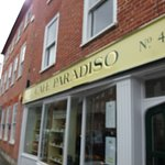Cafe Paradiso, Chichester - external