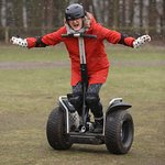 Segway at Tatton Park / great introductory course.