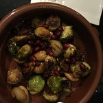Brussels and water chestnuts