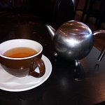 Ahhh.... tea time is me time. Nice Earl Gray blend.