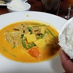 Panang Duck Curry