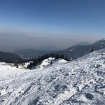 View over the Himalayas in Gulmarg, Kashmir