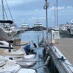 Photo de La Voile Bleue Du Bistrot Du Port