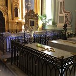 Resting place of the Czars - sepulchres as the bodies are underneath