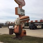 The Rootbeer Stand in Oglesby, Illinois