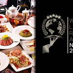 World Luxury Restaurant Awards Nominee 2018