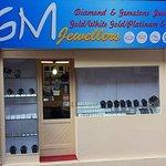 G M Jeweller Titos Road baga goa,