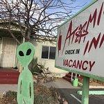 Aliens everywhere!