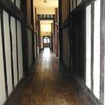 The Ghost corridor