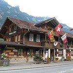 Gasthof und Postbusstation